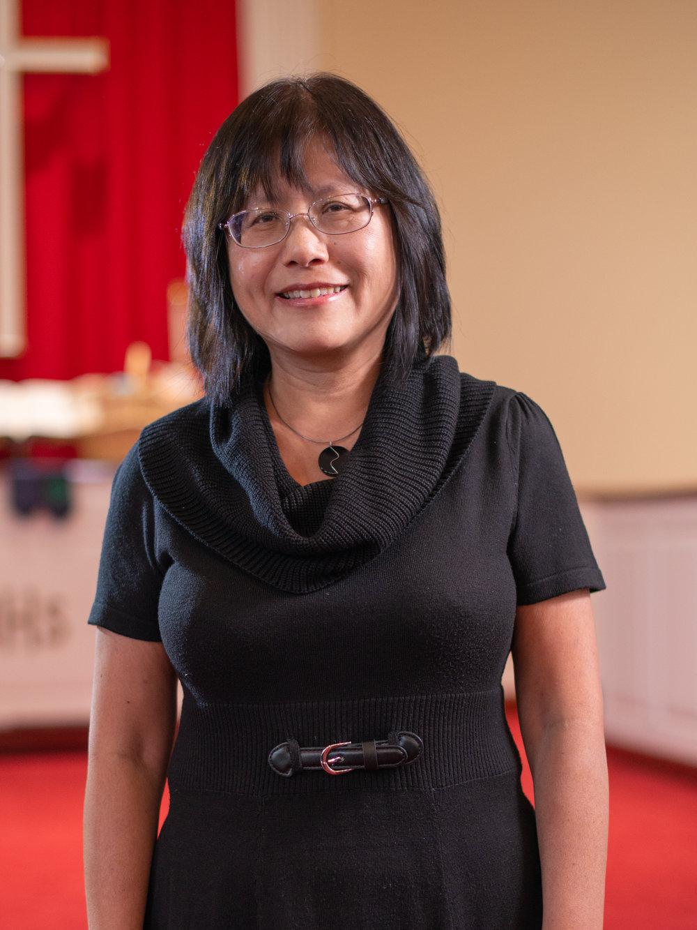 Mei-Li Chen   Director of Music Ministries   meiliusa@yahoo.com