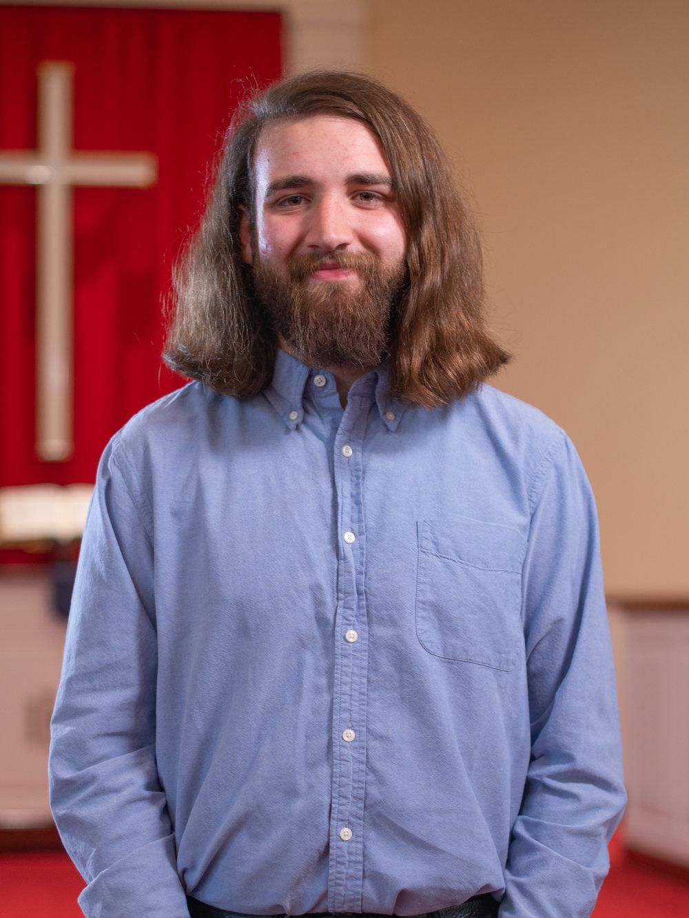 James Conrad   Contemporary Worship Leader Bell Choir Director   jamesconradmusic@gmail.com