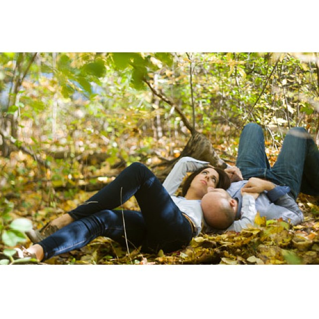 Fall engagement. #fallcolors #michaelfrancisphotography #engagement #esession #october