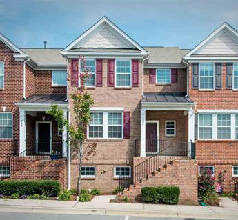 Apex town home - SOLD!!! -