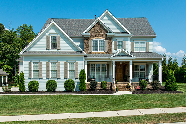 Beautiful Apex home - SOLD!!! -