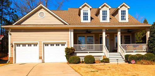 Stunning Cary Park home - SOLD!!! -