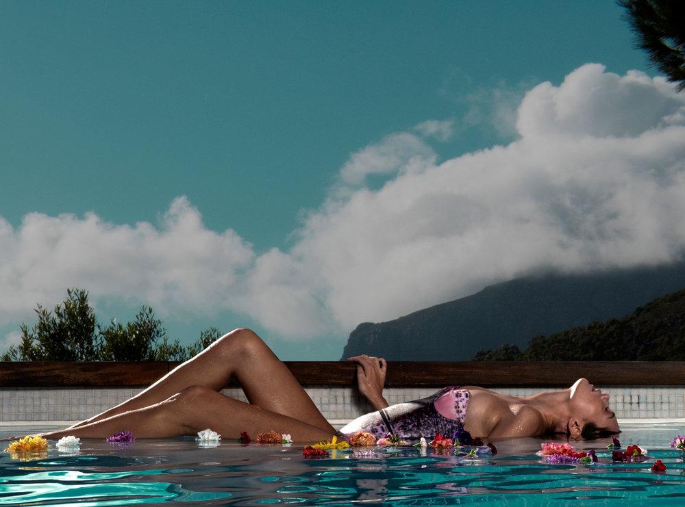 'HERMIONE DE PAULA SWIMWEAR & LINGERIE SS17'