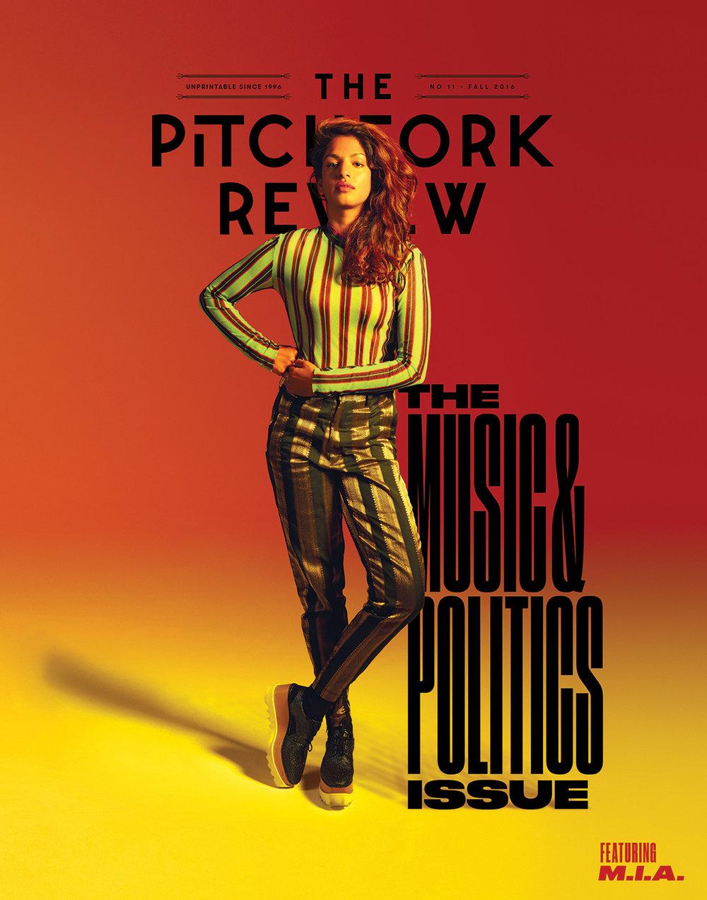 MIA / Pitchfork Magazine