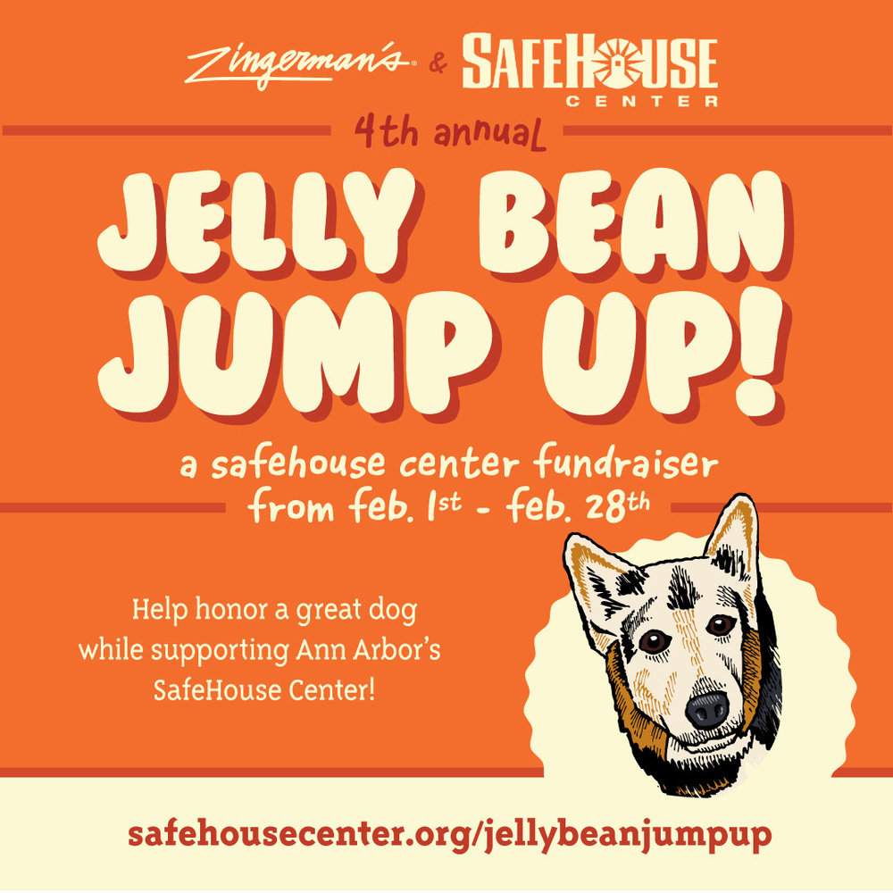 Jelly Bean Jump Up Wags to Wiskers