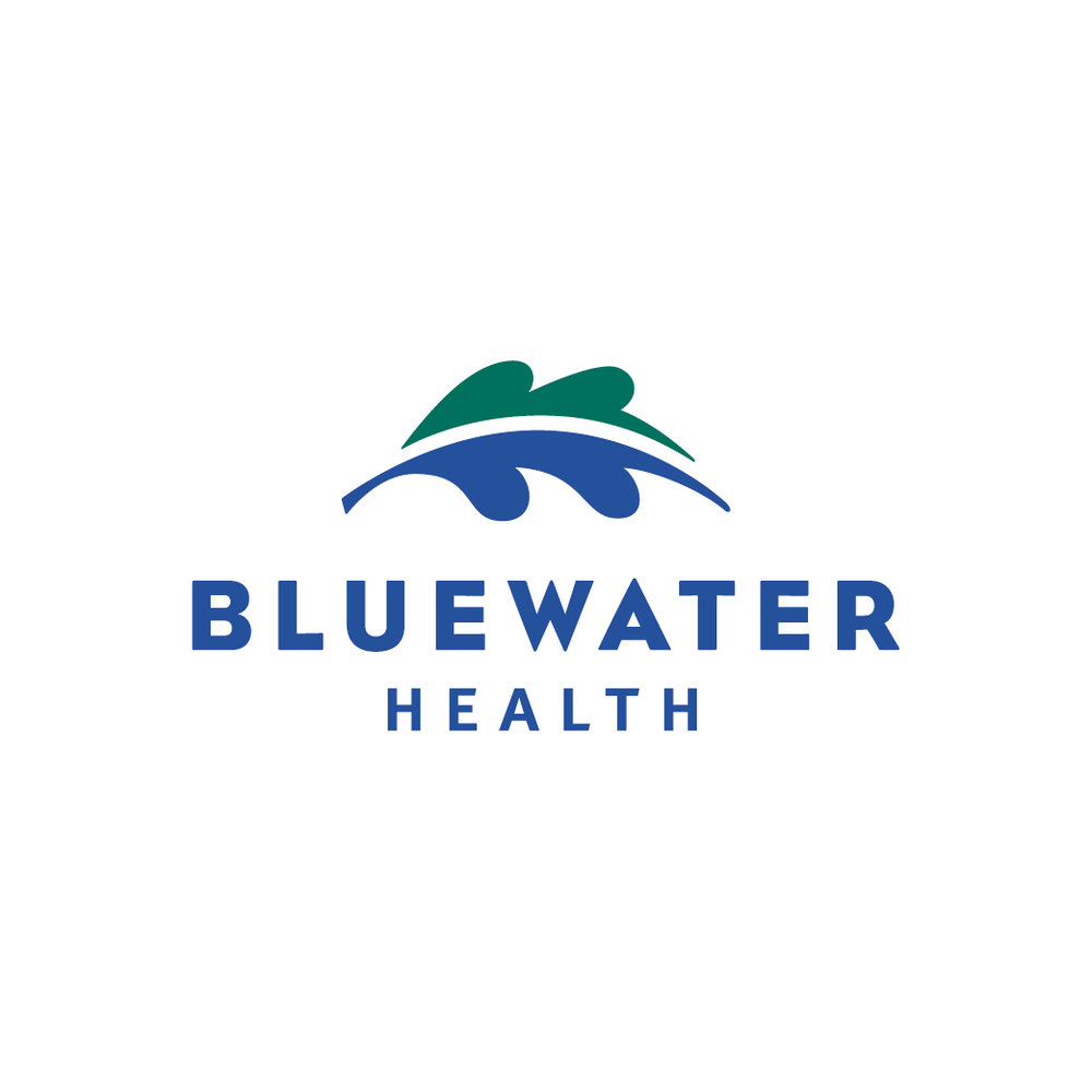 Bluewater Health Logo