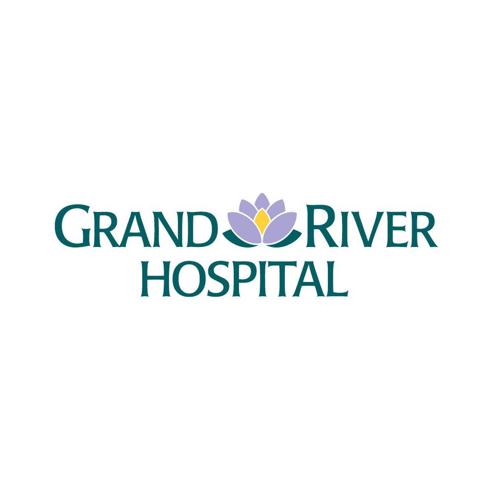 Grand River Hospital Logo
