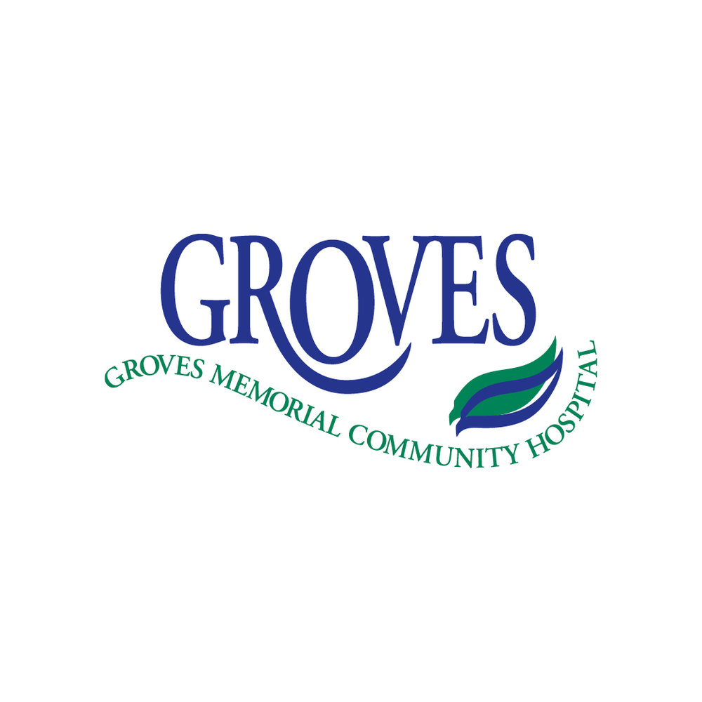 Groves Memorial Community Hospital Logo