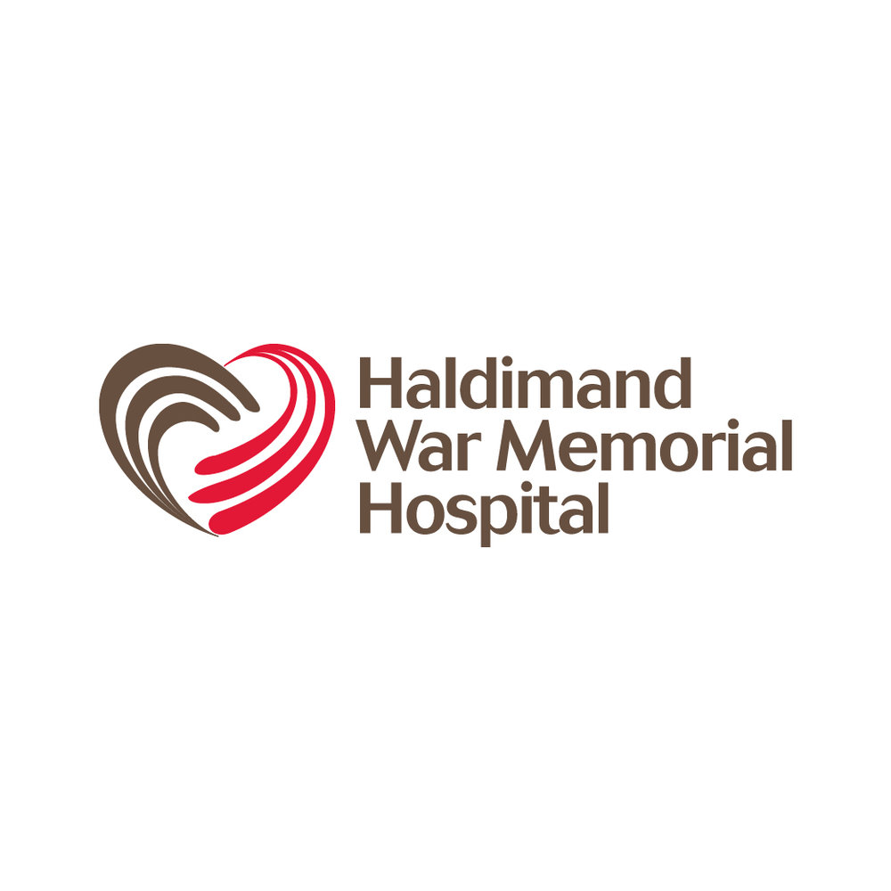 Haldimand War Memorial Hospital Logo