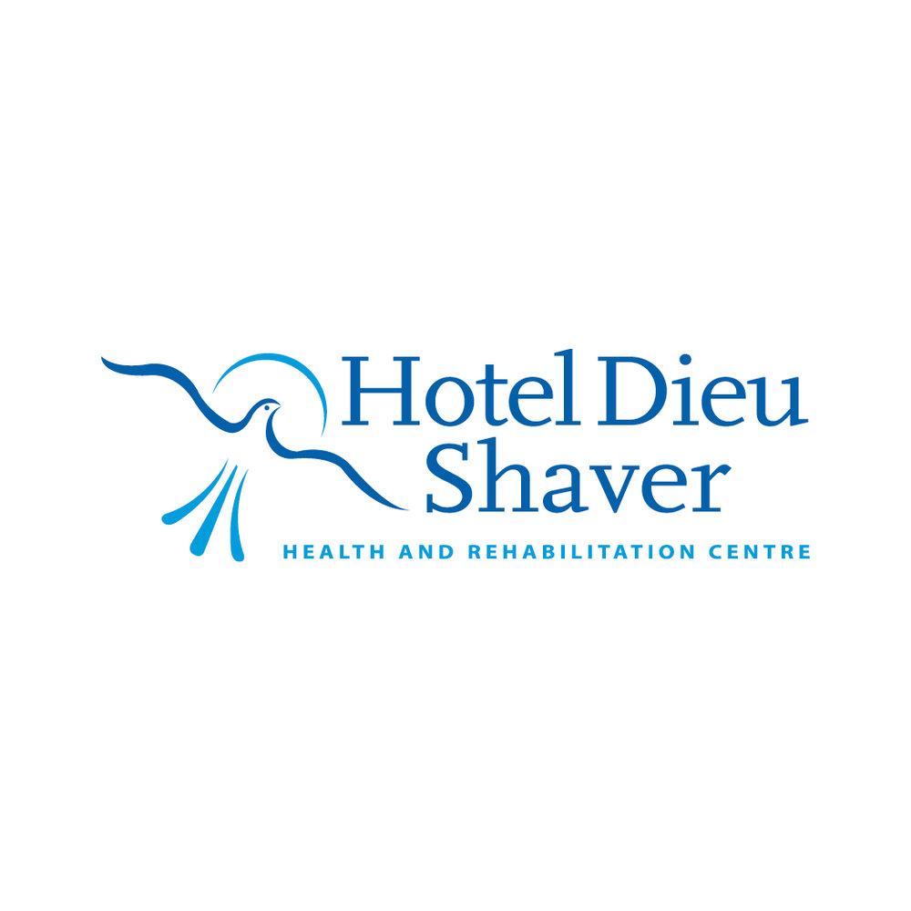 Hotel Dieu Shaver Logo