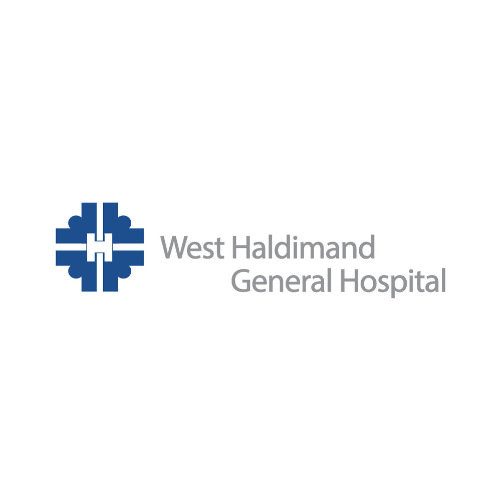 West Haldimand General Hospital Logo
