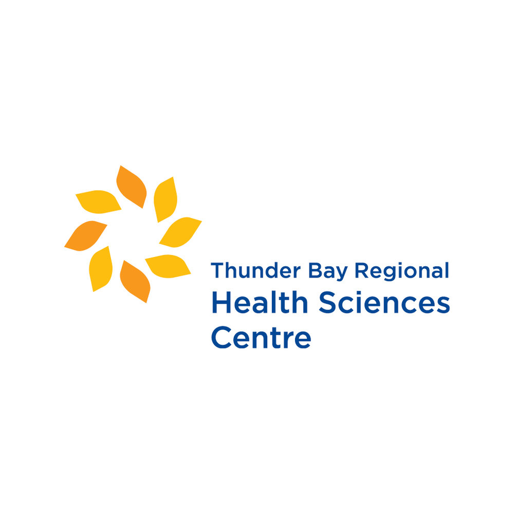 Thunder Bay Regional Health Sciences Centre Logo