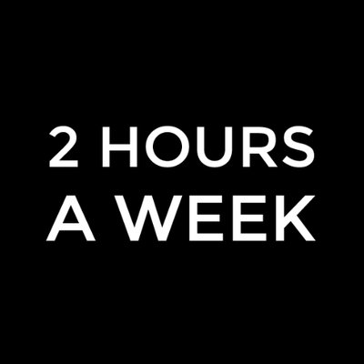 2 Hours A Week