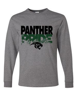 ef0d7eb0e Panther Pride Drifit Long Sleeve Tee
