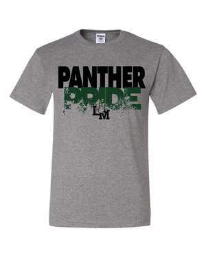 85329cc7d LM Panther Pride Short Sleeve Tee