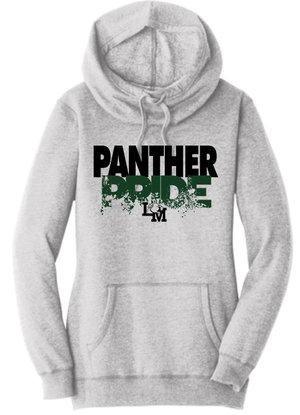 683ada129 LM Panther Pride Contour Cowl Hoodie