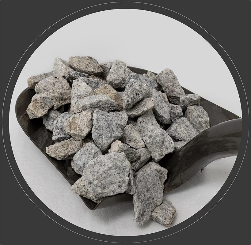 Granite Brook 1/4 Crushed Stone