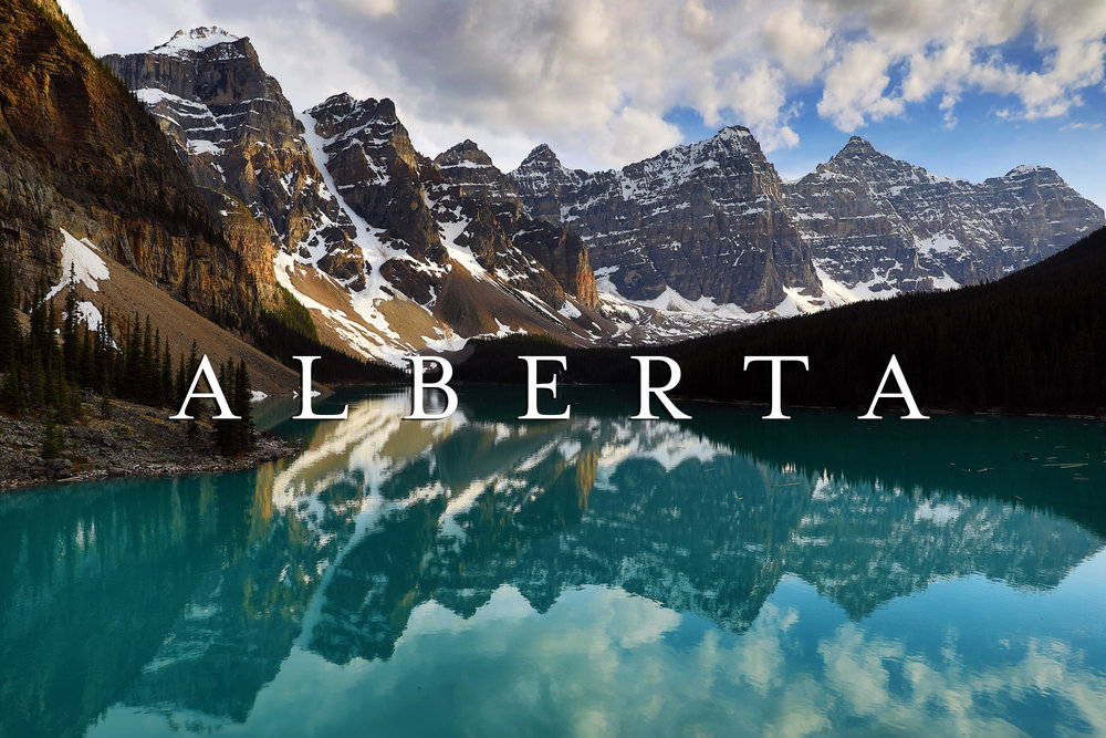 canada canadian best places tourism outdoor mountain lake glacier tourist hike travel guide explore  banff jasper  alberta lake louise moraine