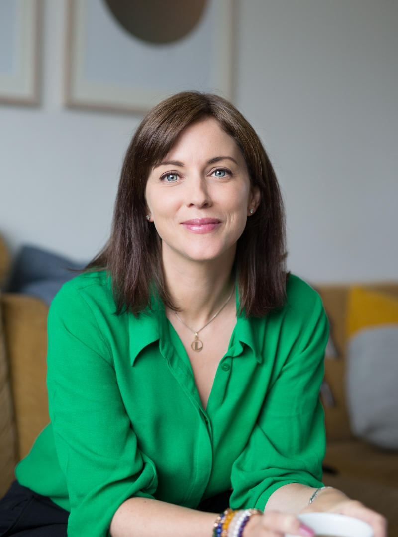 Leisha McGrath - Organisational Psychologist + Coach
