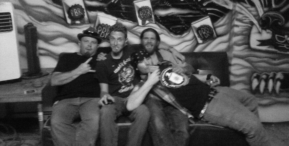The Sawed Offs - Punk RockDalton