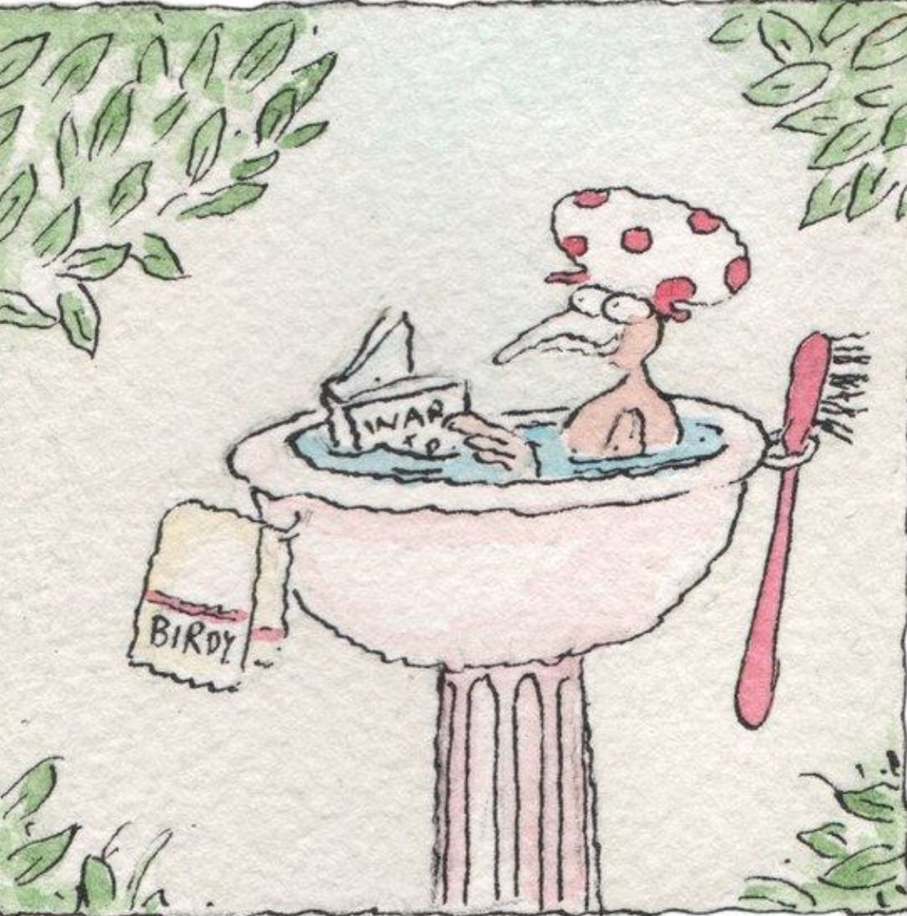 Guest Post: Shower Buddies — Pursuing Health and Happiness