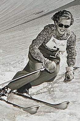 Jill Kinmount, Olympic skier