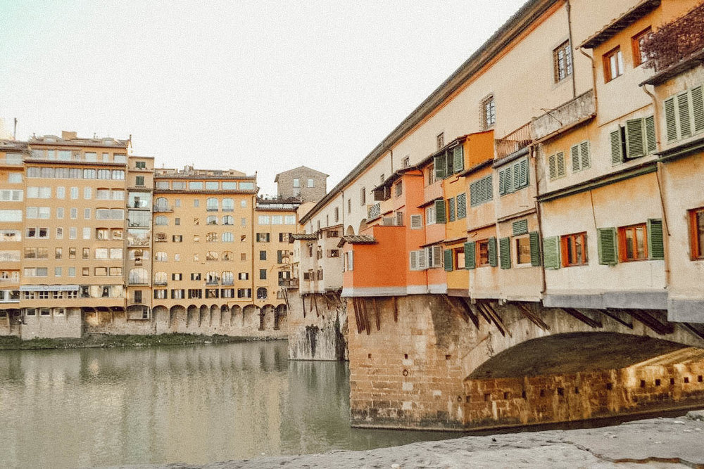 arno & 3rd. Florence, Italy