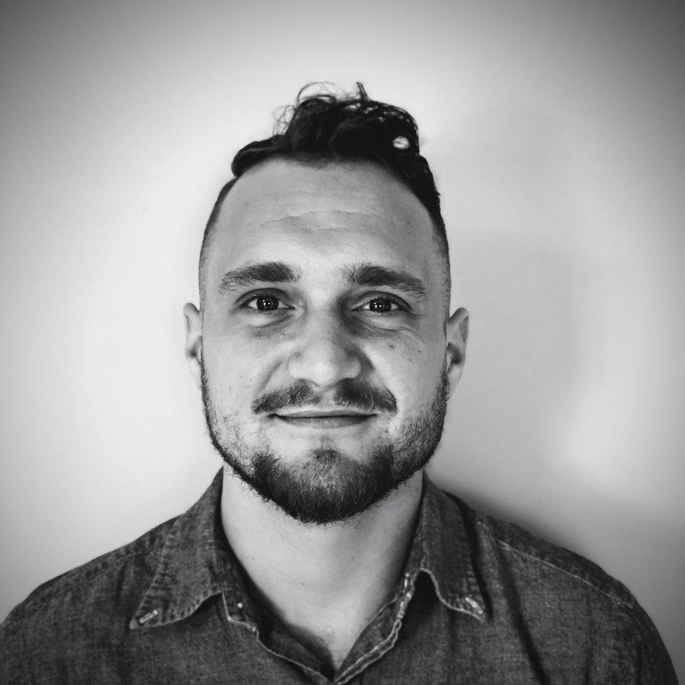 Rob Spallone - Digital Marketing Specialist