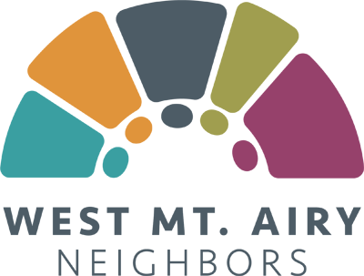 West Mount Airy Neighbors WMAN Logo