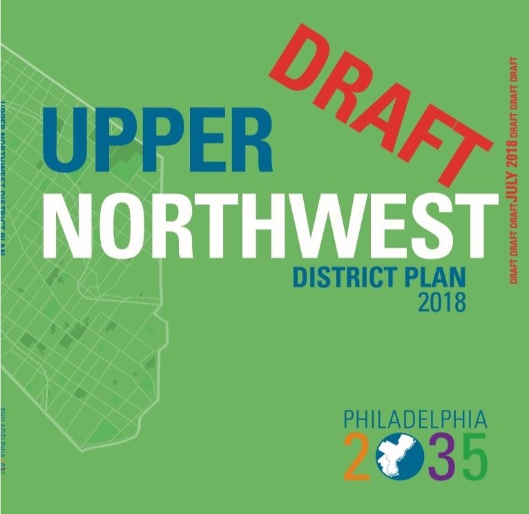 Upper Northwest District Plan