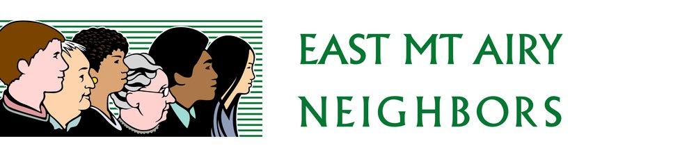 East Mt. Airy Neighbors EMAN Historical Logo