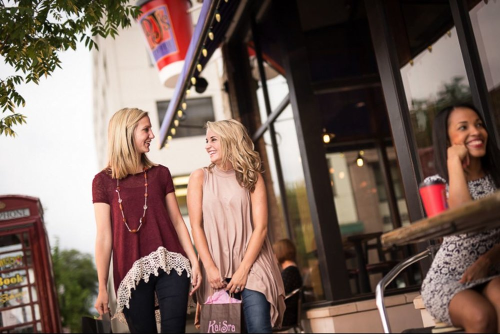 Downtown El Dorado - shopping guide