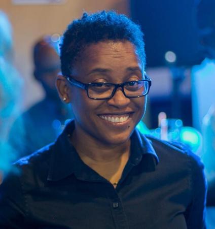 Romola Lucas - Panelist