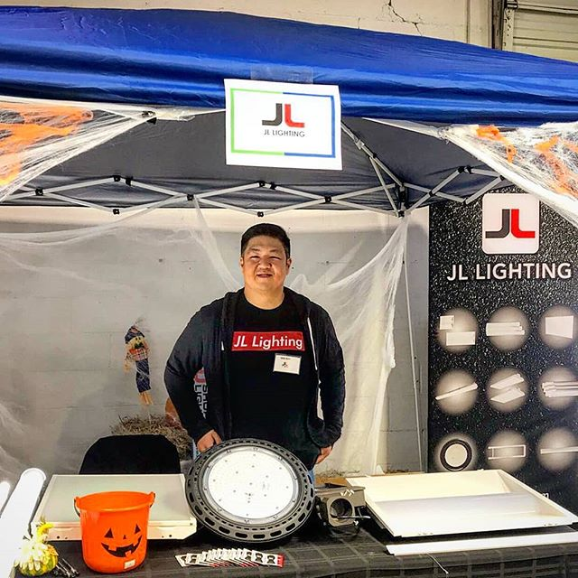 Come see Will at the ALB (Atlanta Light Bulb) Expo in Tucker and see what JL Lighting has to offer!  #getjl #getjlnow #jllighting #led #commercialled #highbay #ufo #ledufo #ledlightting #alb #atlantalightbulb #albexpo