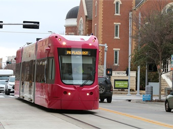 The streetcars will be running on Sundays thanks to your use of the streetcars before and after worship! Please continue making use of the streetcars before and after worship to encourage the city to keep them up and running on Sundays for the future. We are so excited to have three streetcar stops around our church and we are excited about this latest improvement to our city and neighborhood.