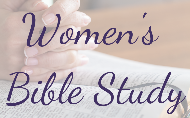 Our Women's Bible study will resume meeting on January 17th studying the gospel of Mark. We meet in room 234 on Thursday mornings from 9:30 - 11:30 am. Sign up sheets and books are available at the Welcome Center!