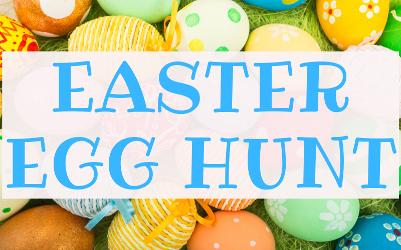 Our Easter Egg Hunt for Gatewood Elementary will be held this Saturday, April 13th at 10:00 am.