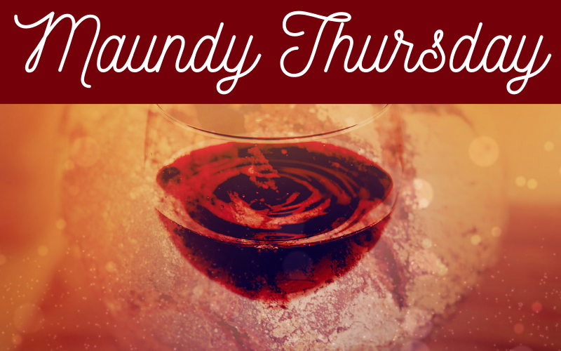We are selling tickets for Maundy Thursday! The Maundy Thursday event will be a interactive dinner theatre at 6:30 pm on Thursday, April 18th. Purchase tickets outside Harris Hall this Sunday!