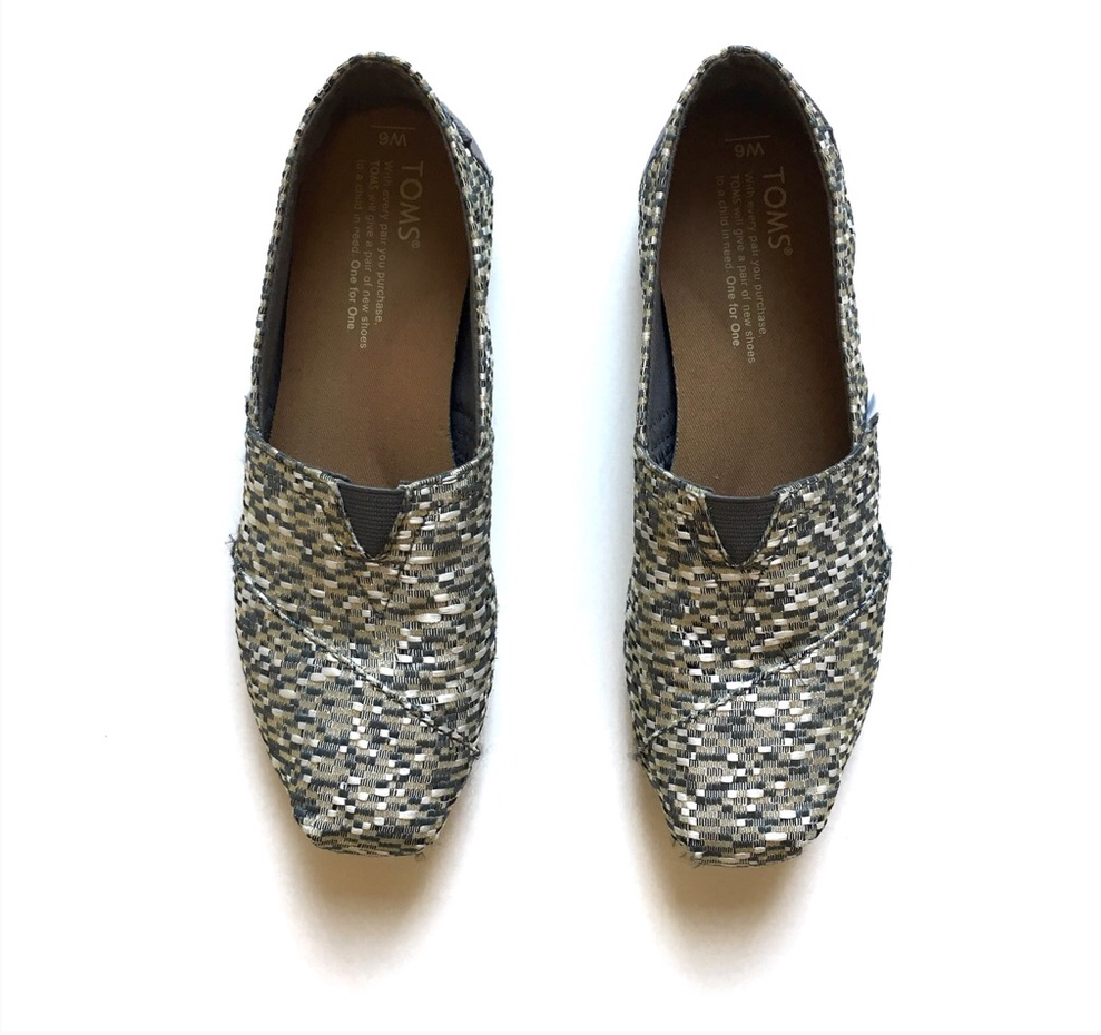 If you're a lover of Toms classic; this pair is for sale on my    Poshmark closet, @steve383