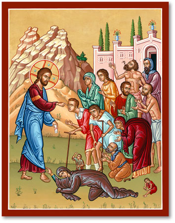 A Time to Heal - A Time to Heal is a blog series by Khouria Faith Potter which explores different facets of the healing resources present within Orthodoxy. Through delving deeper into and reflecting on the feasts, hymns, and wisdom of the Church, Kh. Faith shows practical ways to apply the medicine of Orthodoxy to the wounds in our lives.