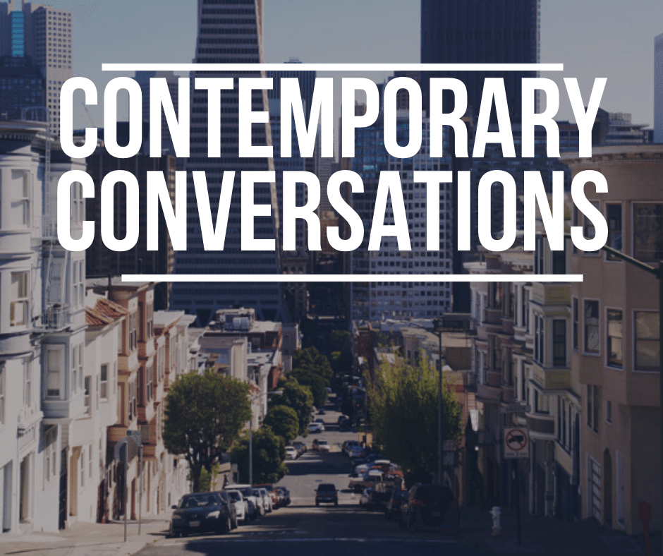 Contemporary Conversations - Movies, social media, current issues about the modern ways we live our lives, and other timely topics, written about from a practical perspective, are the heart of Contemporary Conversations. The focus is not on how scary modern issues are, but rather how does this affect me as an Orthodox person and what positive steps can I take to help make something better? Contemporary Conversations is a collaborative series written by several EO writers.