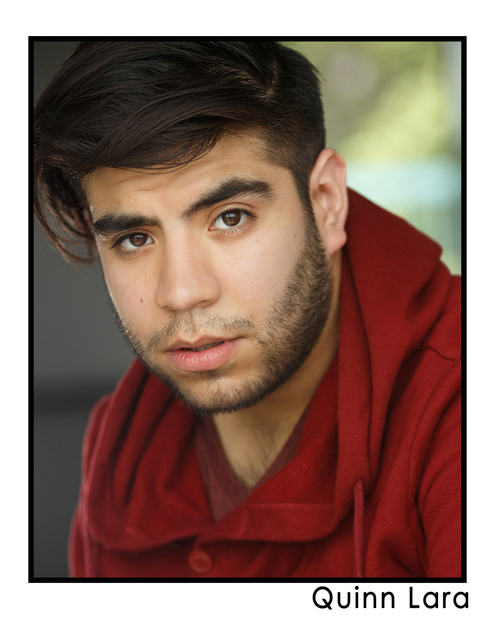Quinn Lara is a recent graduate of UT Austin's school of theatre and dance. While at University, Quinn appeared in both 'Hamlet' and 'As You Like It'. In addition to his film and television roles, he has recently performed in Austin Shakespeare's productions of 'Comedy of Errors', 'Wolf Hall', and 'A Streetcar Named Desire'.