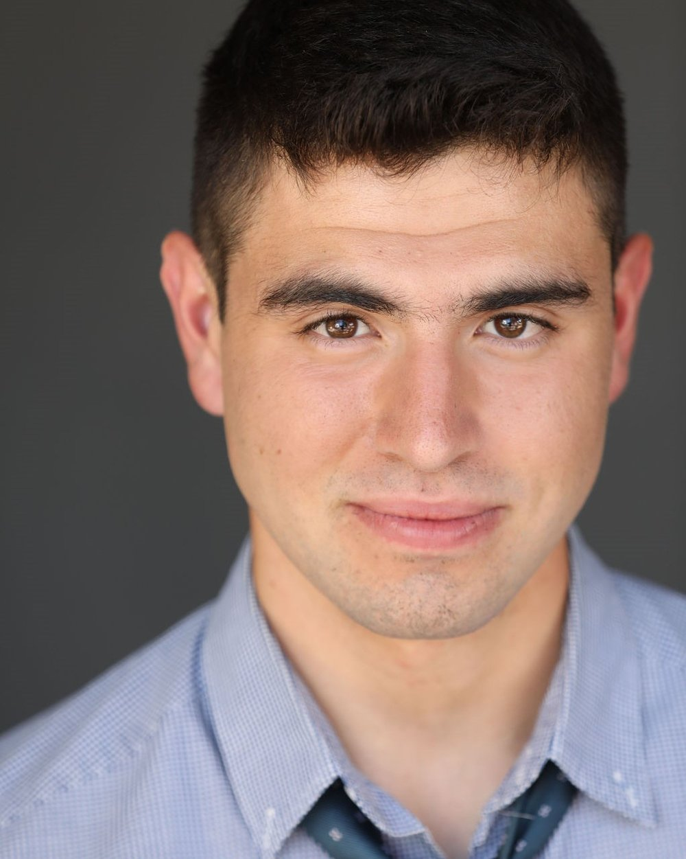 Roberto is ecstatic to be making his debut with Theatre for a Small Space! He was born in Florida, raised in New York, found his love for theatre in Texas, honed it in Massachusetts, and feels very lucky to now be pursuing it in sunny California. He is a recent graduate from Emerson College with a BFA in Theatre and Performance. His favorite Boston credits include  Macbeth  (Banquo),  Hamlet  (Rosencrantz),  The Zoo Story  (Jerry),  The OK Diaries  (Evan), and a handful of Emerson productions; as well as several short and student films. He can also be seen playing Lodovico in Long Beach Shakespeare's production of  Othello  later this month. He is eager to step up to a new challenge with Caliban, and is grateful to all his friends, family, and cast mates for their support.
