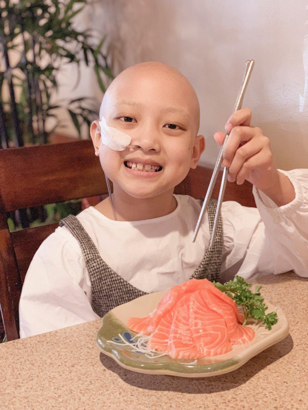 Meet Karmyn - Karmyn Dreams of Sushi!