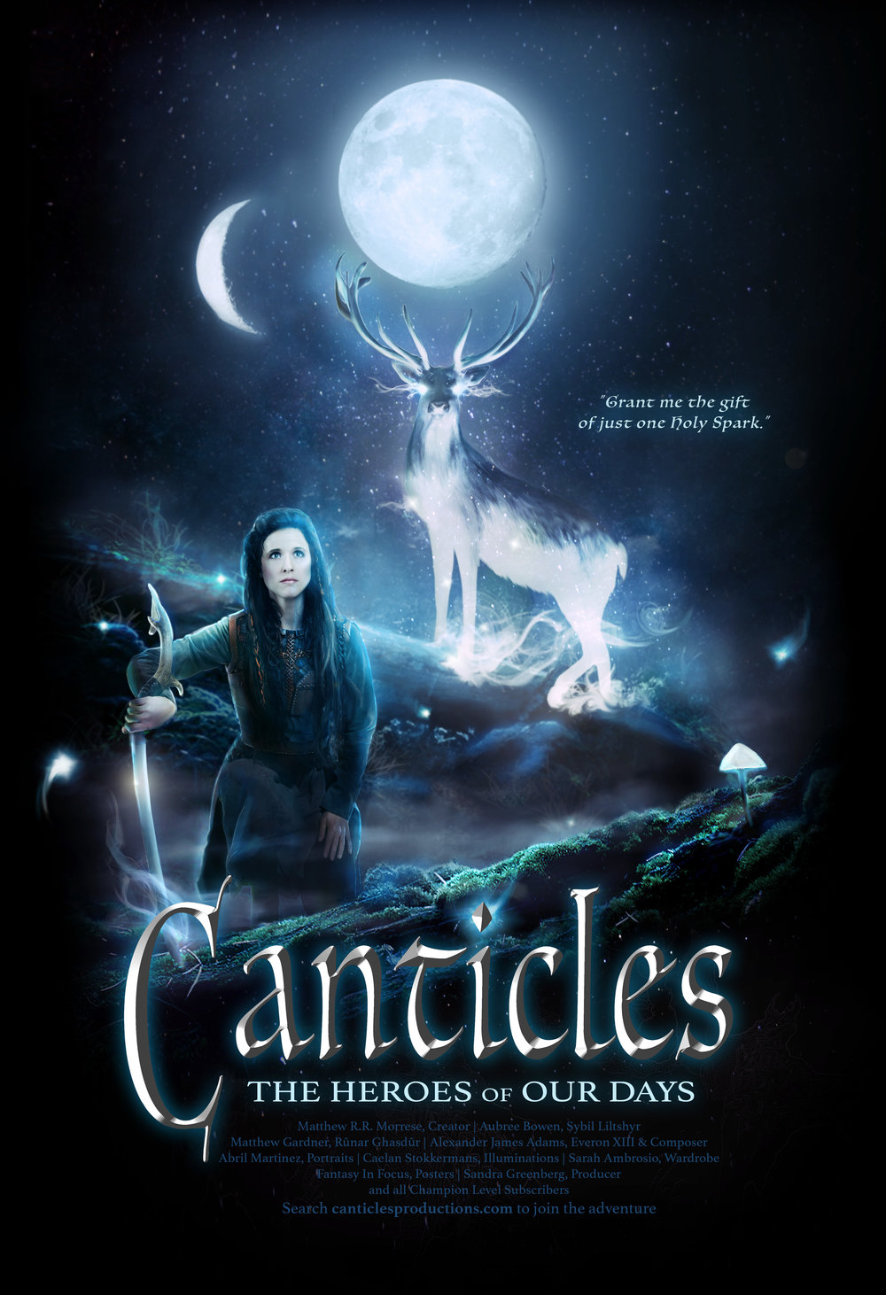 Canticles - Poster 2