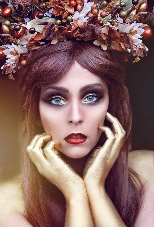 Model, Morgan Torres