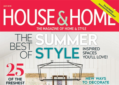 Graphic Design: July Issue
