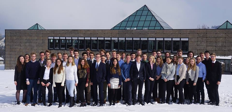 SGMUN in March 2018. As our members are frequent travellers and in general busy and hard-working students, not all made it to the photo session.