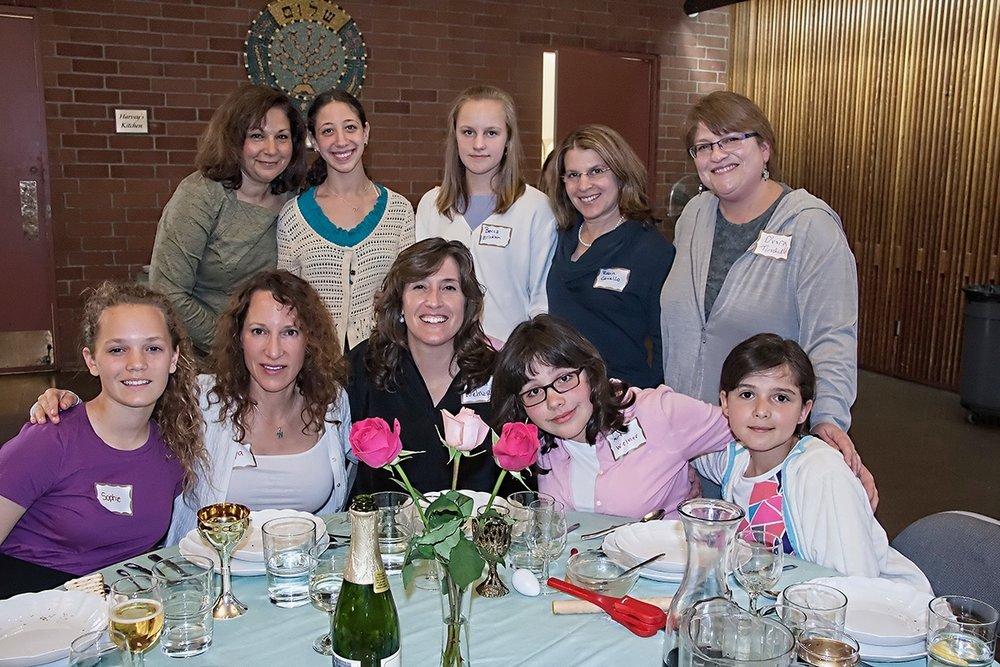 Sisterhood Passover Seder