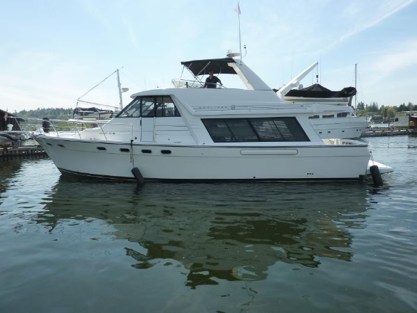 Sold - 1995 Bayliner4788 Pilot House$164,000Click to Download